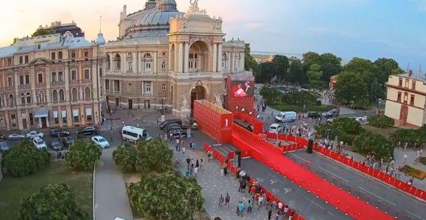 Одесский кинофестиваль 2018: худшие образы с красной дорожки