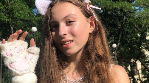 Мамина модниця: дочка Олі Полякової похвалилася стильним весняним образом