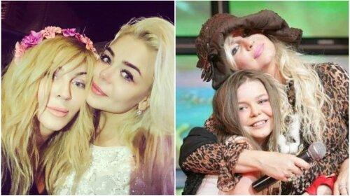 С поцелуем Полянского не сравнится: Билык поздравила свою крестницу Гросу с днем рождения
