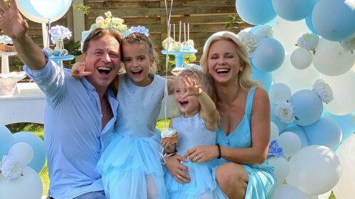 Сотня повітряних кульок та запальні танці: Лілія Ребрик розповіла, як відсвяткувала день народження доньки