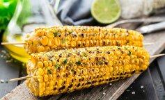 Кукурудза на грилі з кінзою: рецепт від Світлани Фус
