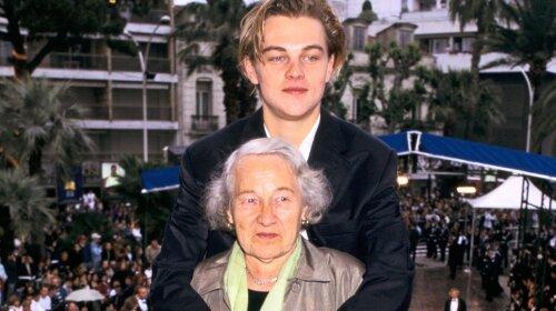 Чого навчився Леонардо Ді Капріо у своїй російської бабусі (ФОТО)
