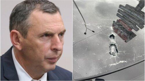 Пока Президент в США: под Киевом стреляли в первого помощника Владимира Зеленского