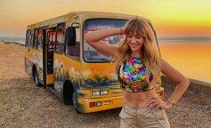 «LE маршрутка» отправляется: Леся Никитюк покажет красоты Украины со «щепоткой» юмора