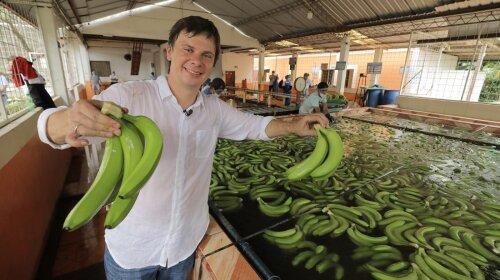 В Эквадоре «Мира наизнанку» присоединится новый член экспедиции