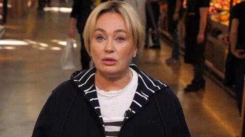 Никому не жалко: Лариса Гузеева получила на съемках серьезную травму — зрелище не для слабонервных (ВИДЕО)