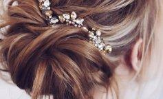 Best 10+ Wedding Bun Hairstyles Ideas On Pinterest | Bridal Updo inside Wedding Messy Bun Hairstyles