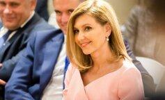 Олена Зеленська розповіла, як дізналася про рішення чоловіка стати президентом: він забув розповісти їй