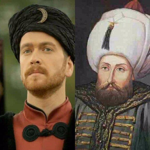 появился султан сулейман фото семьи настоящие интересная разновидность