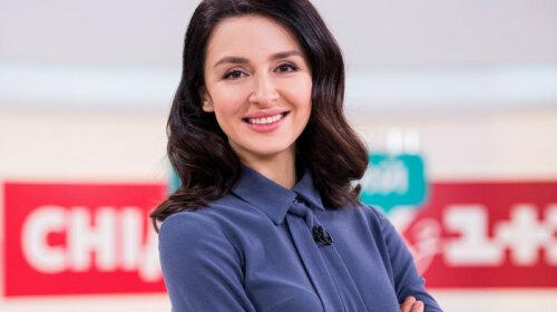 Телеведущая Валентина Хамайко призналась, что отказалась от мяса после рождения дочери