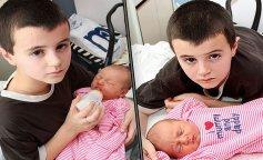 11-летний мальчик стал отцом ребенка 36-летней женщины