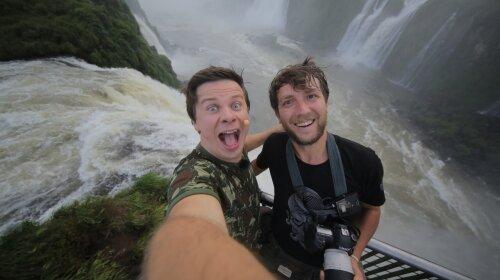 Дмитро Комаров показав, що залишилося за кадром бразильського сезону тревел-шоу «Світу навиворіт»