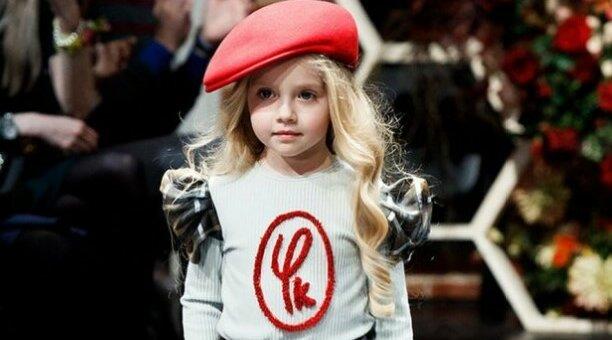 Лиза Галкина, дети звезд, наряд, образ