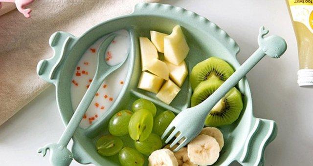 Полезная еда для ребенка