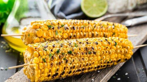 Кукуруза на гриле с кинзой: рецепт от Светланы Фус