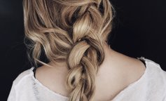 Как красиво уложить волосы: восемь идей из Instagram