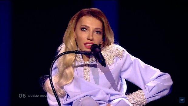 Юлия Самойлова выступила во втором полуфинале Евровидения 2018