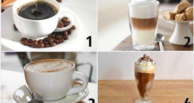 Какой кофе ты пьешь: любимый напиток многое расскажет о твоей личности