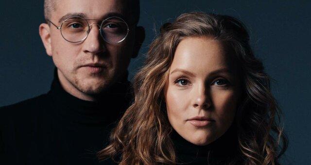Алена Шоптенко и ее муж Алексей Иванов