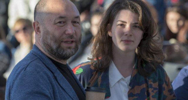 Тимур Бекмамбетов, Наталия Фишман, свадьба