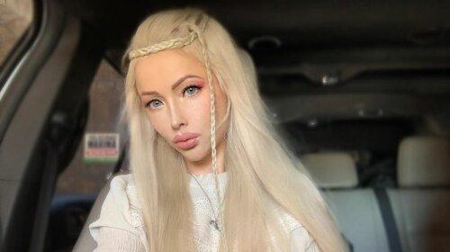 Как выглядела Одесская Барби Валерия Лукьянова до того, как стала известной: до и после пластики - фото