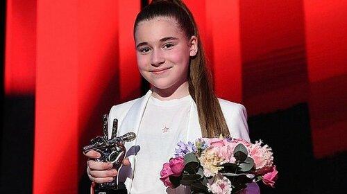 Микелла Абрамова, дочь Алсу, голос дети