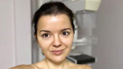 Топлесс и без макияжа: такой ведущую новостей Маричку Падалко мы еще не видели (фото)