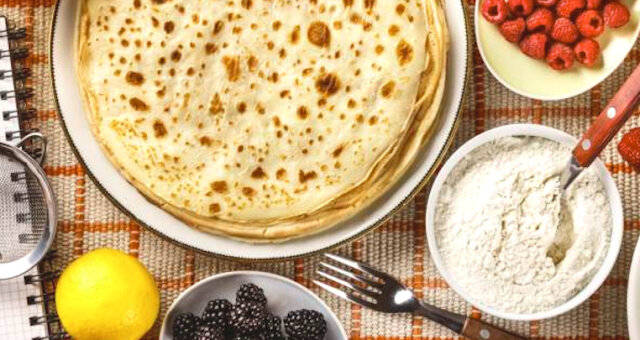Блины на Масленицу: лучшие традиционные рецепты блинов
