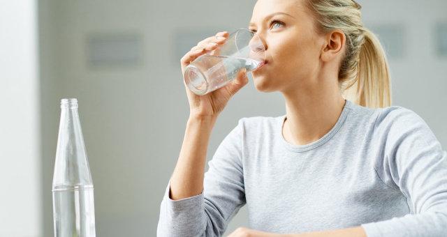 пить или не пить: вода во время приема еды