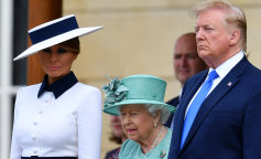 U.S. President Trump's State Visit To UK — Day One