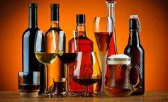 Ученые назвали два вида алкоголя, которые уничтожают мозг