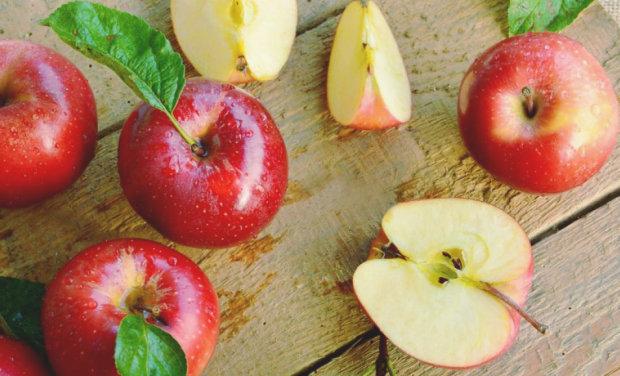 2 яблока в день диета