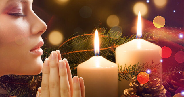 Молитва на Рождество Христово о благополучии и богатстве