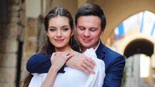 Дмитро Комаров розповів, як вони з дружиною облаштовують побут будинку