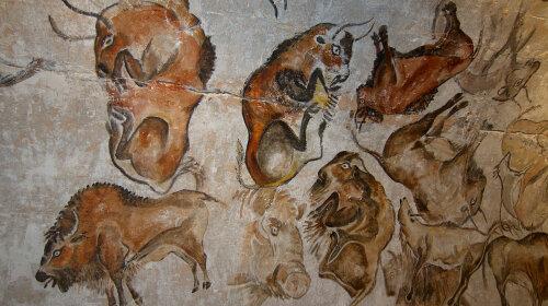 Самий старий малюнок у світі виглядає як хештег: фото