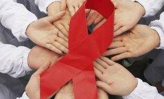 Известные модели Украины поддержали благотворительную акцию по борьбе со СПИДом