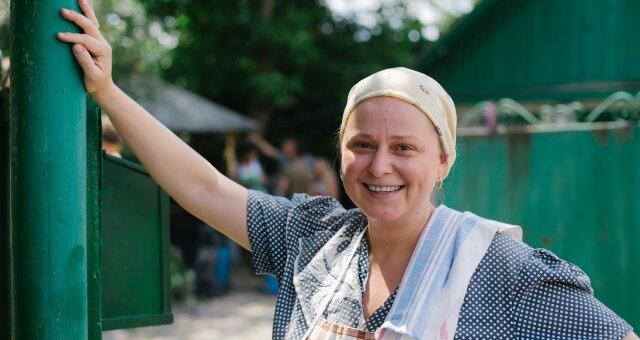 Виталина Библив, будиночок на щастя, фото