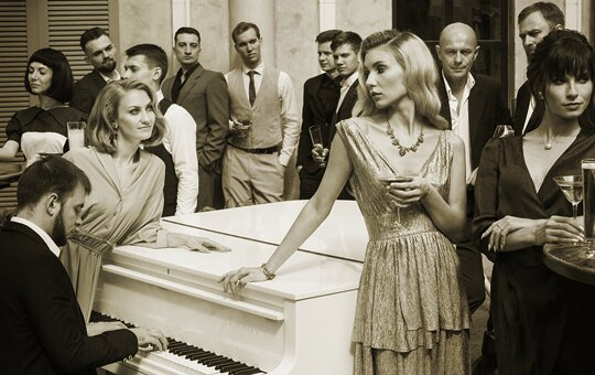 рояль, каррибиен, концерты в киеве, варьете