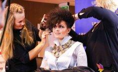 В Киеве пройдет XXII Чемпионат Украины по парикмахерскому искусству, ногтевой эстетике и визажу