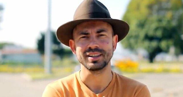 Андрей Бедняков, ведущий, голое фото