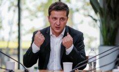 Сеть рассмешил нелепый вопрос журналистки на пресс-конференции Зеленского
