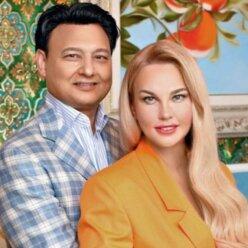 Арабелла и Мирабелла Захур удивили сходством с мужем Камалии: «Какие чудесные!»