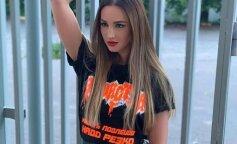 Ольга Бузова отримала наганяй від користувачів Мережі через занадто довгі ноги (ФОТО)