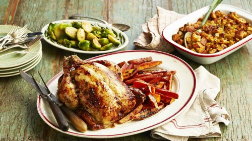 Chicken with apples1