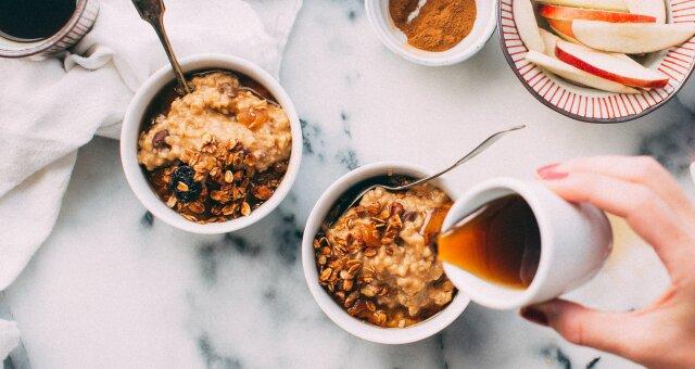 правильный завтрак, как приготовить кашу, полезные рецепты