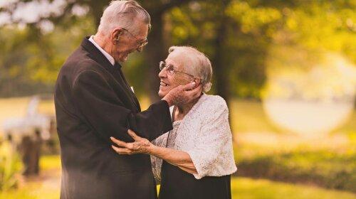 Фото людей похилого віку