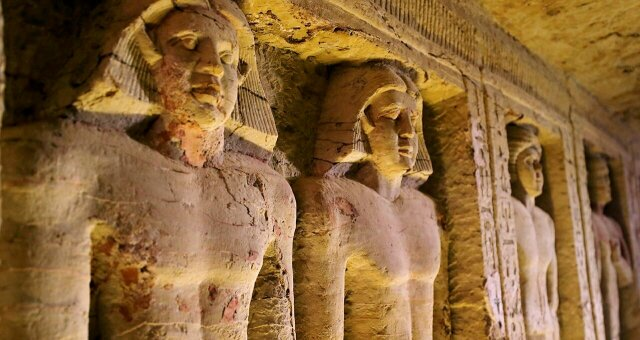 Гробница в Египте, которой 4400 лет