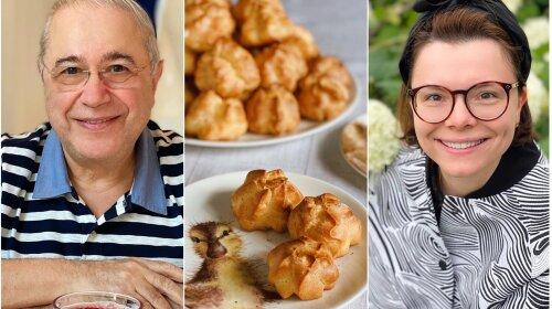 Рецепт нежных профитролей от молодой жены Петросяна – чем балует юмориста Татьяна Брухунова