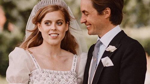 В чем выходят замуж принцессы: подборка свадебных платьев королевских особ — от матери королевы Елизаветы и до принцессы Беатрис (ФОТО)