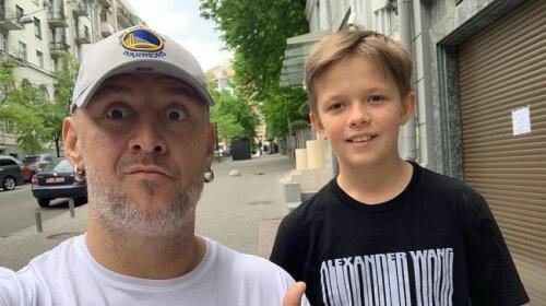 """Потап показал, как проводит время с подросшим сыном от Ирины Горовой: """"Это так мило"""""""